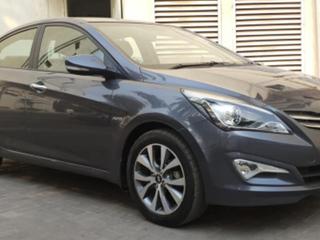 2015 Hyundai Verna 1.6 SX CRDI (O) AT