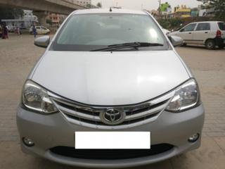 2014 Toyota Etios V