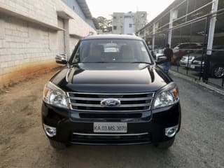 2013 Ford Endeavour 2.5L 4X2
