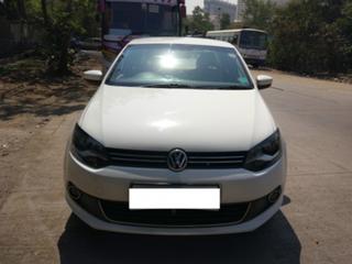 2015 Volkswagen Vento TSI