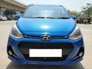 2018 Hyundai Grand i10 1.2 Kappa Sportz AT