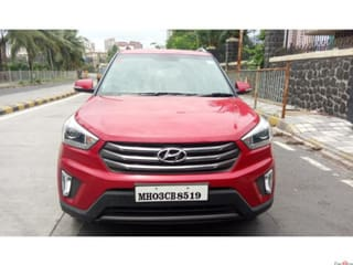 2016 Hyundai Creta 1.6 SX Option