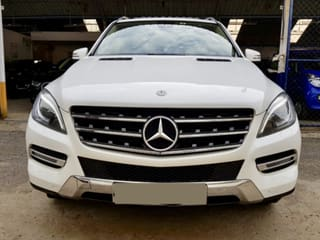 2015 Mercedes-Benz M-Class ML 320 CDI