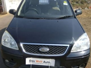 2007 Ford Fiesta 1.6 Duratec EXI