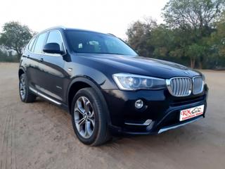 2015 BMW X3 xDrive20d M Sport