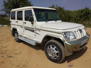 2010 Mahindra Bolero VLX BS IV