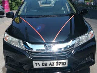 2014 Honda City 1.5 V MT Sunroof