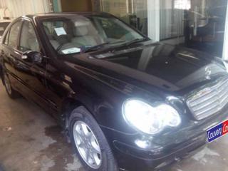 2004 Mercedes-Benz New C-Class 200 Kompressor