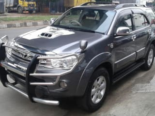 2011 Toyota Fortuner 2.8 4WD MT