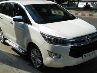 2016 Toyota Innova Crysta 2.8 ZX AT
