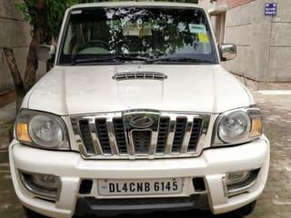 2011 Mahindra Scorpio 2009-2014 VLX 4WD 7S BSIV