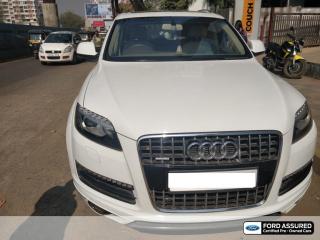 2012 Audi Q7 35 TDI Quattro Premium Plus