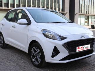 2020 Hyundai Aura SX option Diesel
