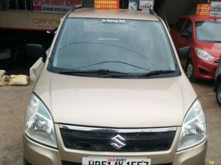 2013 Maruti Wagon R LXI Optional