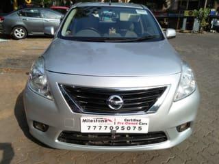 2012 Nissan Sunny Diesel XL