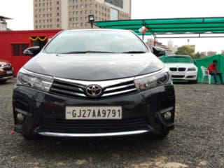 2014 Toyota Corolla Altis VL AT