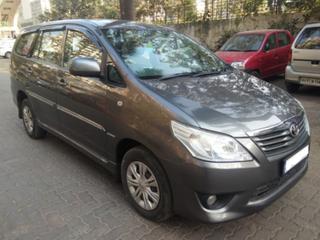 2012 టయోటా ఇనోవా 2.5 G4 డీజిల్ 7-seater