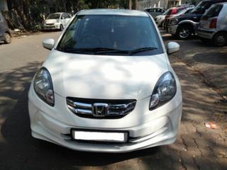 2013 Honda Amaze S AT i-Vtech