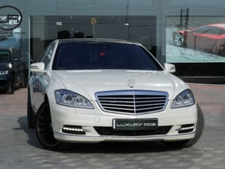 2013 Mercedes-Benz S Class 2005 2013 S 350 CDI