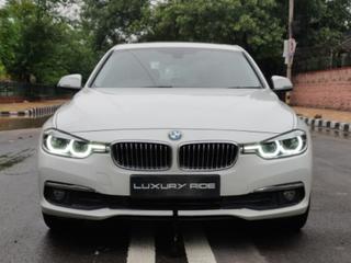 2017 BMW 3 Series 320d Luxury Line Plus