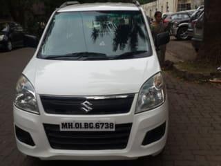 2013 Maruti Wagon R LXI BS IV