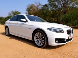 2016 BMW 5 Series 520d Luxury Line
