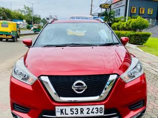Nissan Kicks XV Premium Option