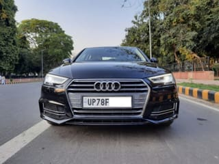 2018 ಆಡಿ ಎ5 35 TDI technology