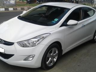2012 Hyundai Elantra SX AT