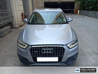 2014 Audi Q3 2012-2015 35 TDI Quattro Premium