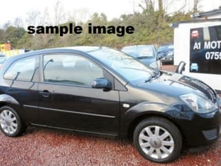2007 Ford Fiesta 1.4 ZXi TDCi ABS