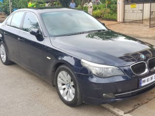 2009 BMW 5 Series 2003-2012 525i