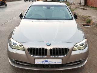 2014 BMW 5 Series 520d Sedan