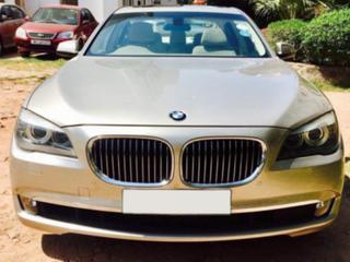 2012 BMW 7 Series 730Ld Sedan
