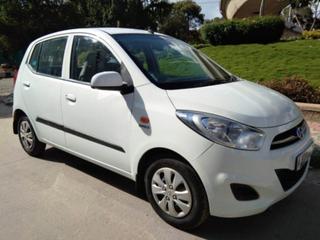 2012 Hyundai i10 Magna 1.1L