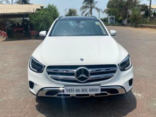2020 Mercedes-Benz GLC 220d 4MATIC