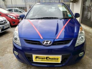 2009 Hyundai i20 1.4 Asta (AT)