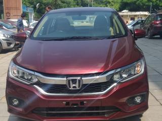2017 Honda City i VTEC VX Option