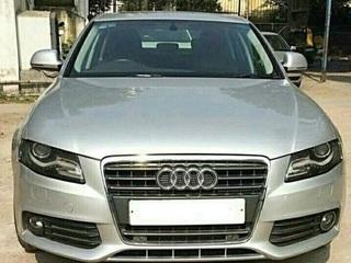 2012 Audi A4 2.0 TDI