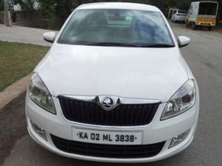 2016 Skoda Rapid 1.5 TDI AT Style Plus