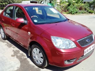 2007 Ford Fiesta 1.4 ZXi Leather