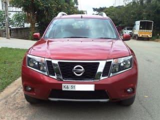 2013 Nissan Terrano XV D Pre