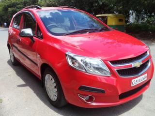 2012 Chevrolet Sail Hatchback Diesel