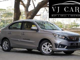 2019 ಹೋಂಡಾ ಅಮೇಜ್ ಸಿವಿಕ್ ವಿ CVT ಪೆಟ್ರೋಲ್ BSIV