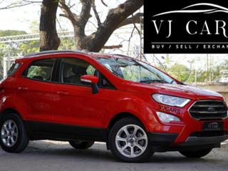 Ford Ecosport 1.5 Petrol Titanium Plus BSIV