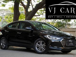 2018 Hyundai Elantra 2.0 SX Option AT