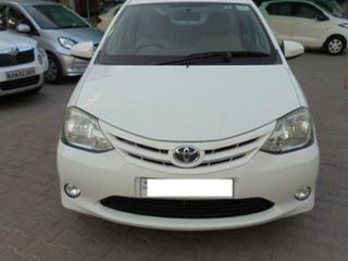 2013 Toyota Etios GD Xclusive Edition