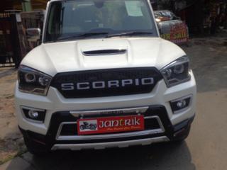 2018 Mahindra Scorpio S11 BSIV