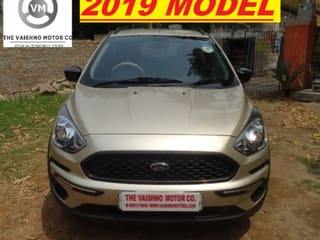 2019 Ford Freestyle Ambiente Diesel