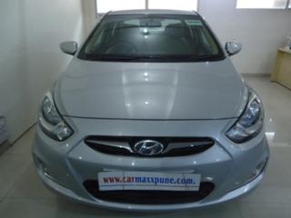 2014 Hyundai Verna 1.6 SX VTVT